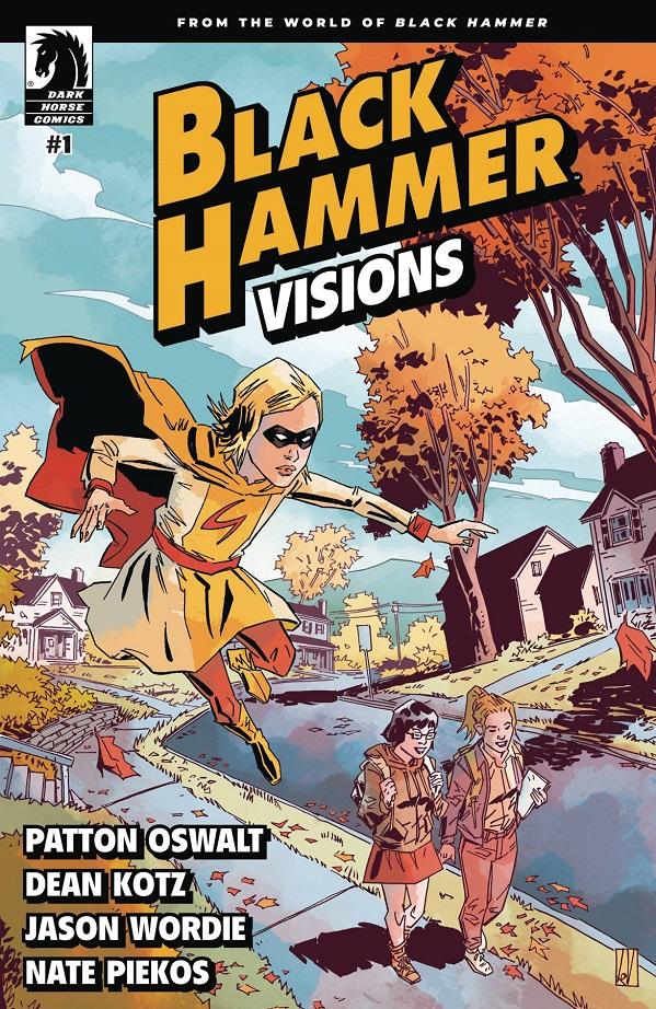 BLACK HAMMER VISIONS #1