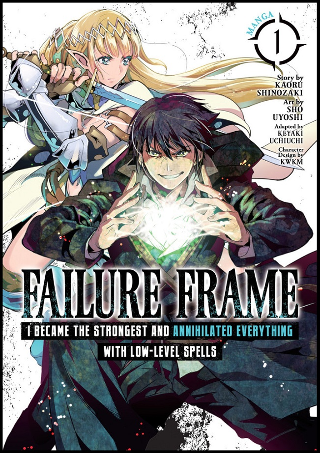 FAILURE FRAME GN VOL 01