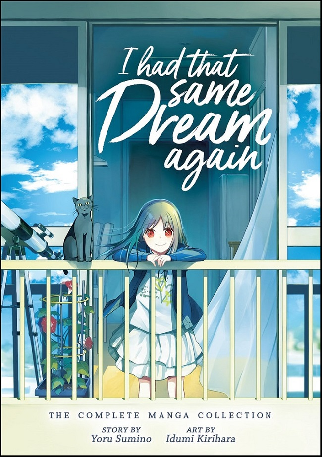 I HAD THAT SAME DREAM AGAIN MANGA COLL GN