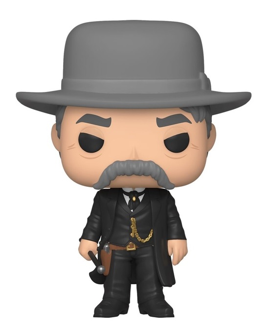 POP MOVIES TOMBSTONE – VIRGIL EARP VINYL FIG