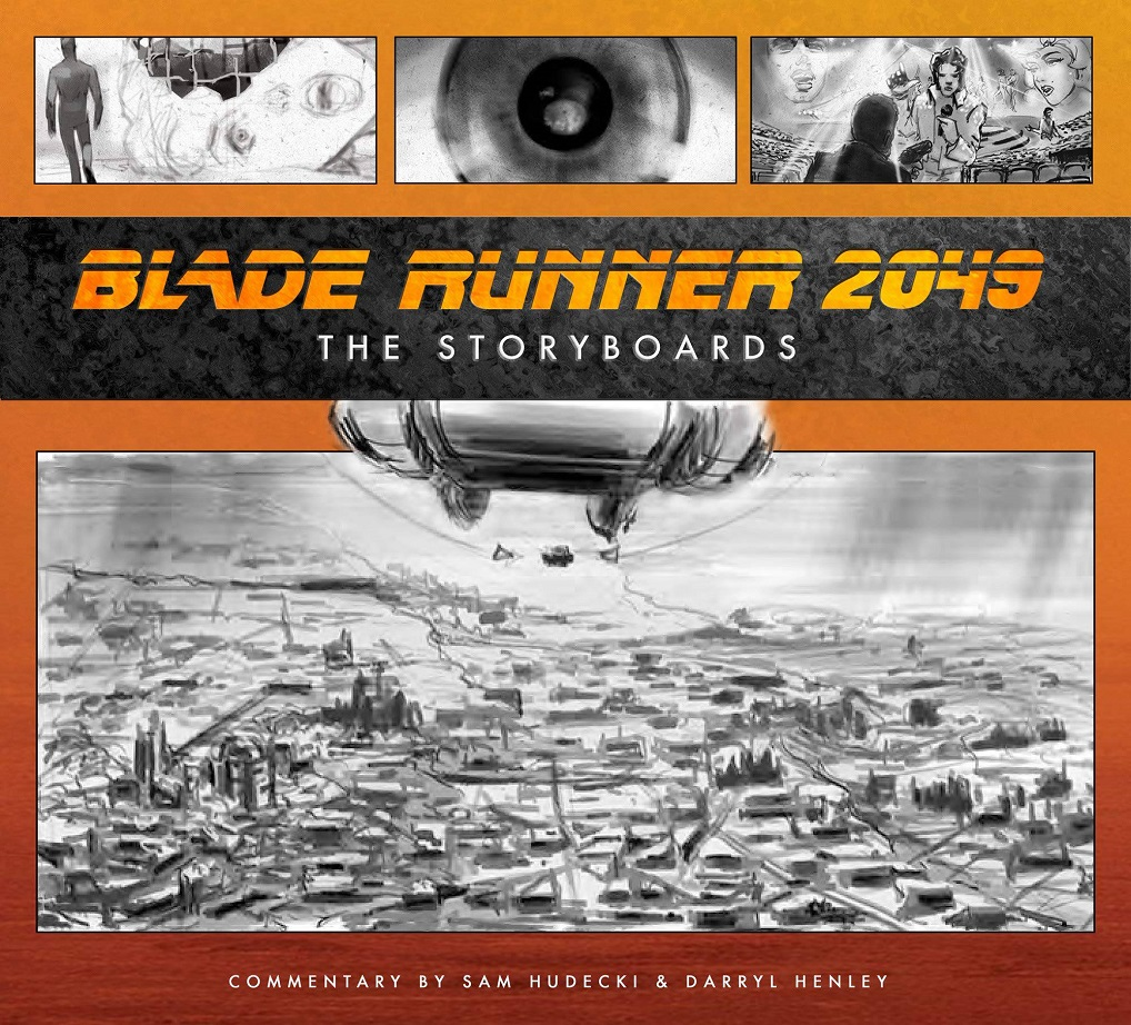 BLADE RUNNER 2049 – STORYBOARDS HC