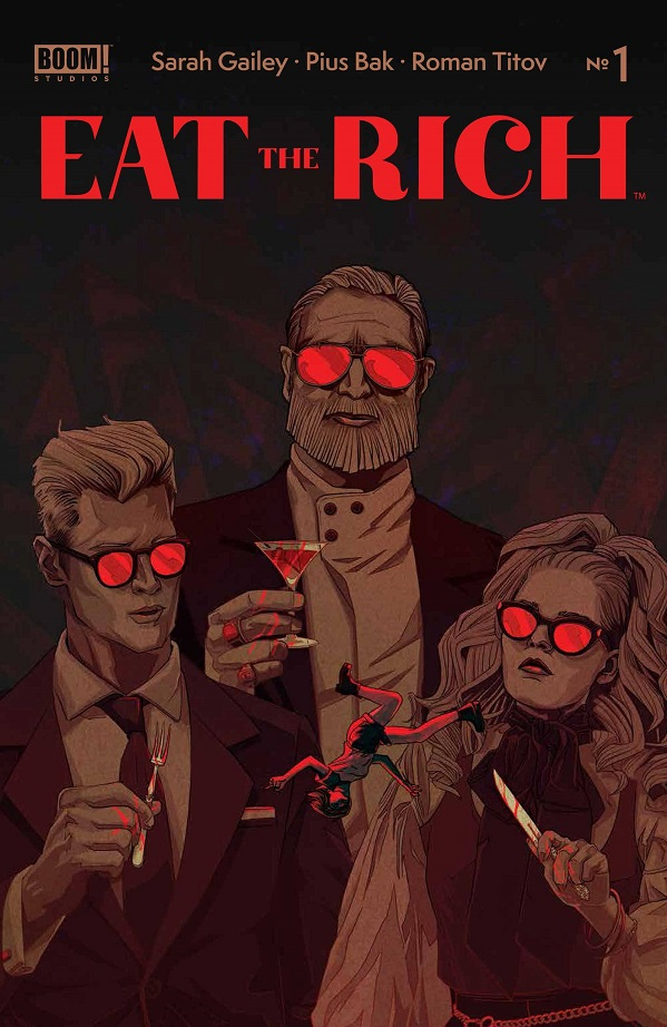 EAT THE RICH #1