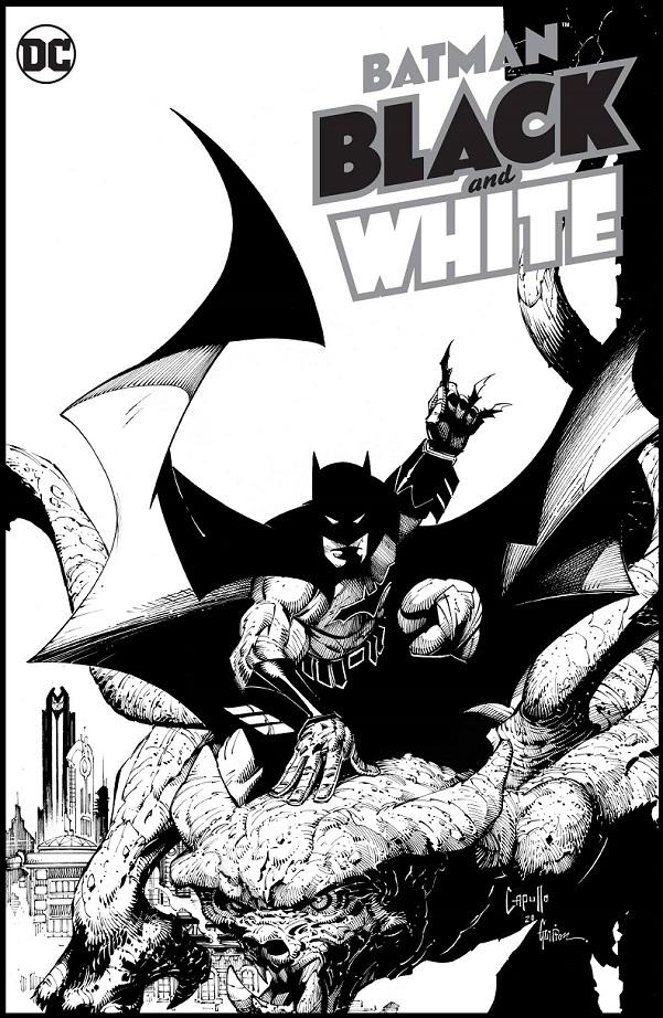 BATMAN – BLACK & WHITE HC