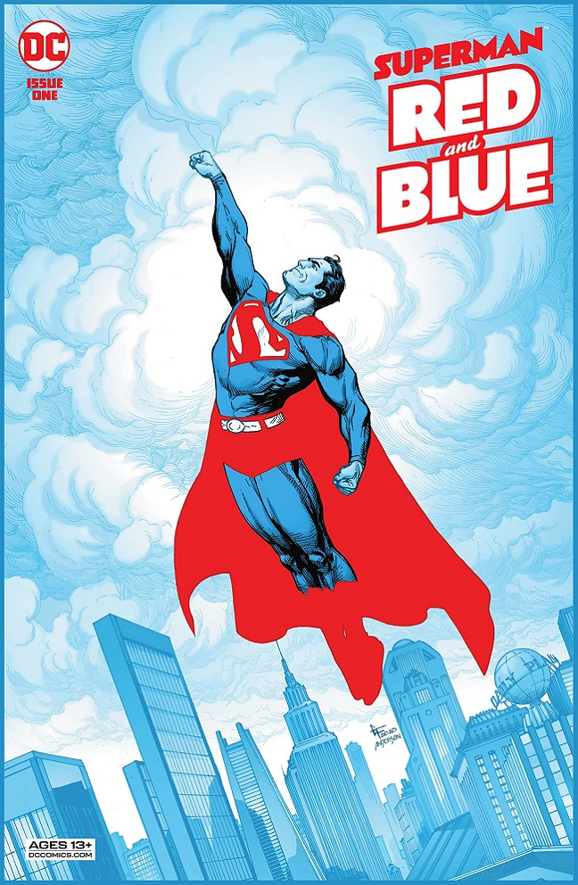 SUPERMAN – RED & BLUE #1