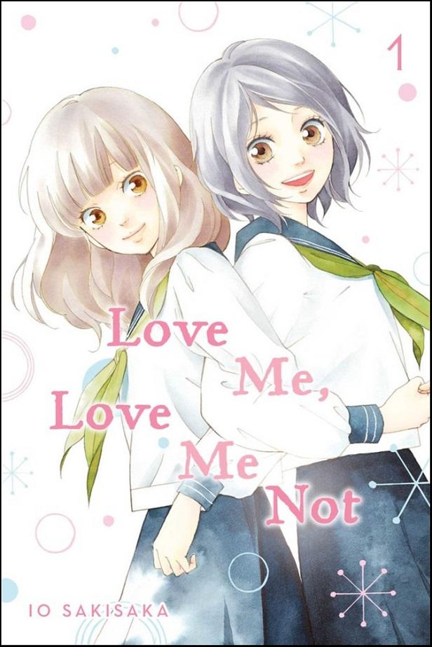LOVE ME, LOVE ME NOT GN VOL 01
