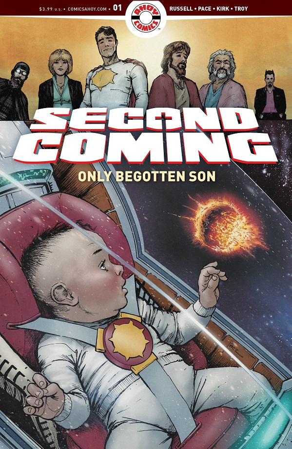 SECOND COMING ONLY BEGOTTEN SON #1