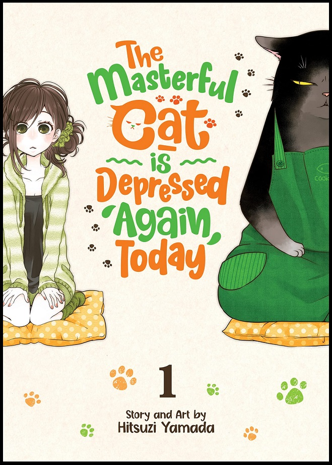 MASTERFUL CAT DEPRESSED AGAIN TODAY GN VOL 01