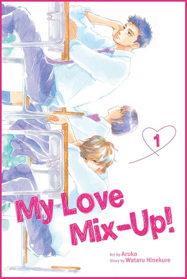 MY LOVE MIX UP GN VOL 01