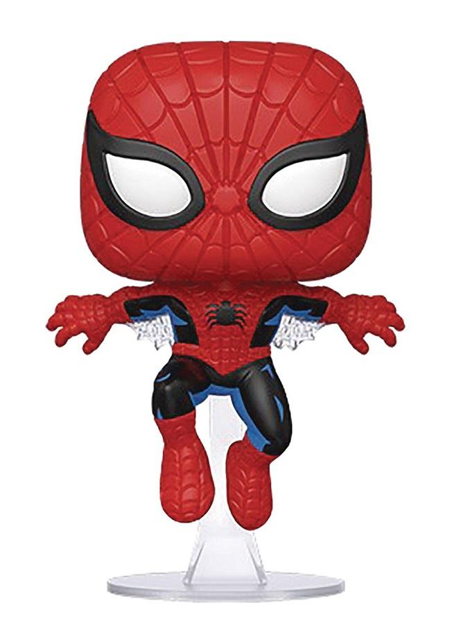 POP MARVEL 80TH FIRST APPEARANCE – SPIDER-MAN VIN FIG