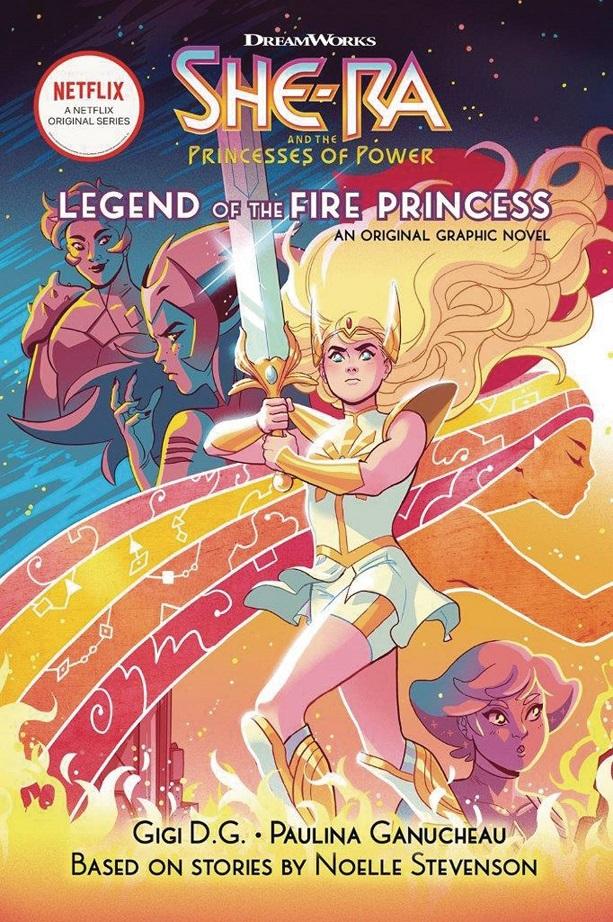 SHE-RA GN VOL 01 – LEGEND OF FIRE PRINCESS