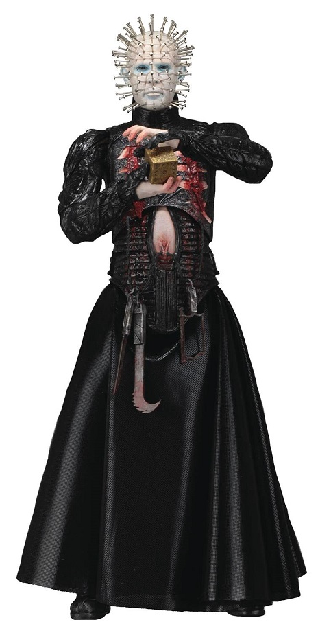 HELLRAISER PINHEAD ULTIMATE 7IN AF