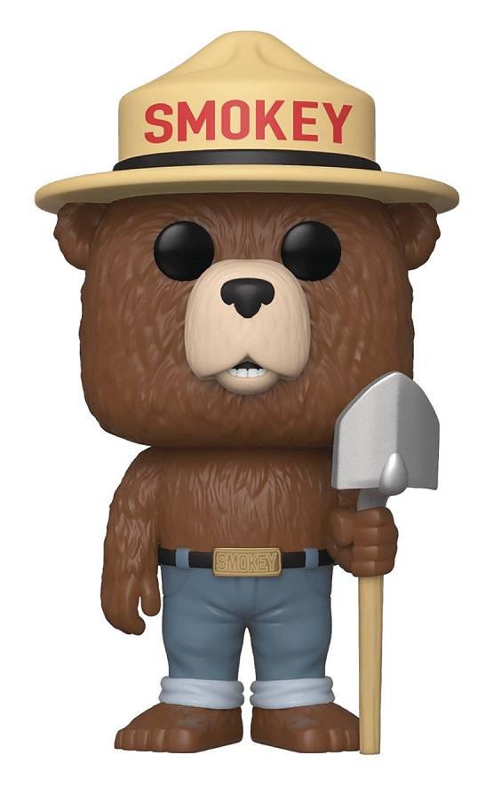 POP AD ICONS – SMOKEY THE BEAR VIN FIG