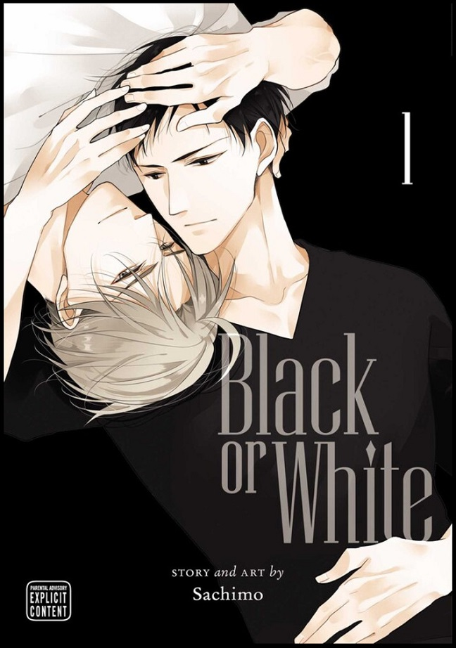BLACK OR WHITE GN VOL 01