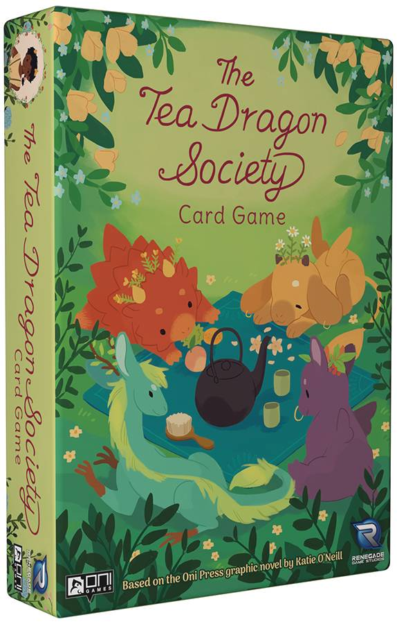 TEA DRAGON SOCIETY – CARD GAME