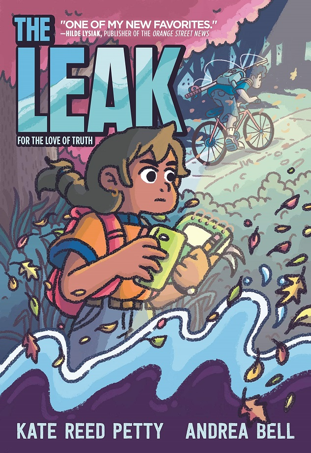 LEAK GN – FOR THE LOVE OF TRUTH