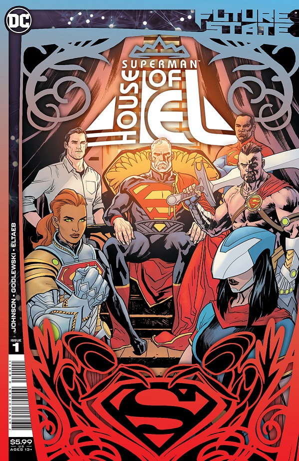 FUTURE STATE –  SUPERMAN HOUSE OF EL #1