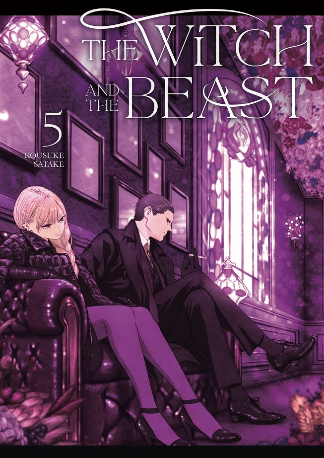 WITCH AND BEAST GN VOL 05