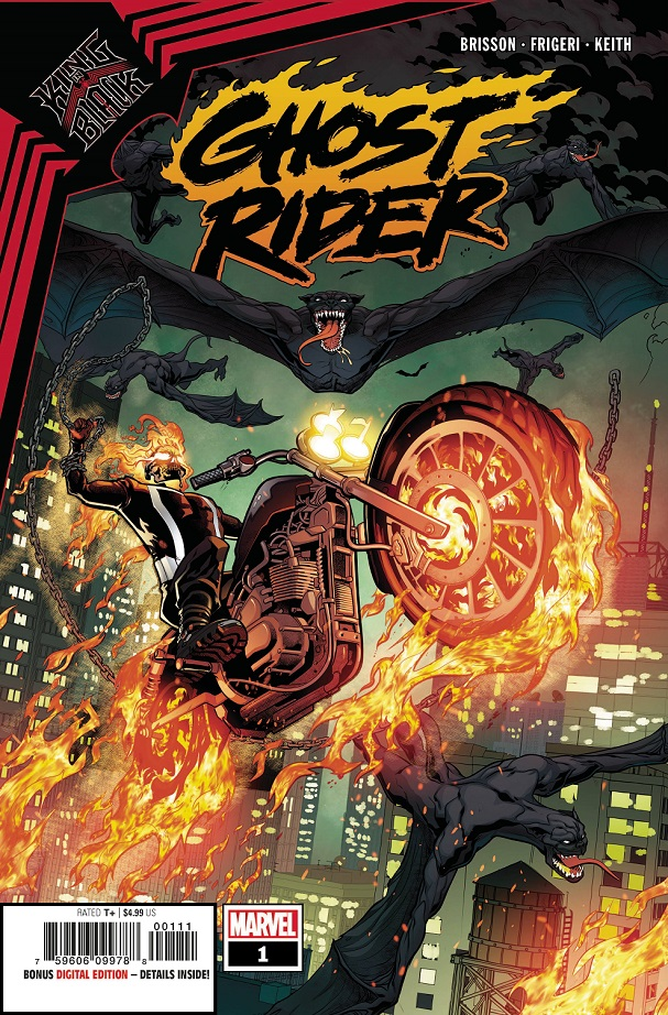 KING IN BLACK – GHOST RIDER #1