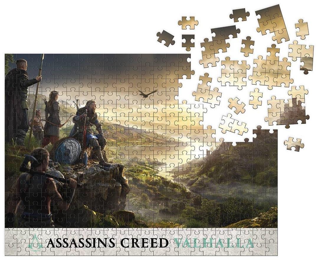 ASSASSINS CREED VALHALLA RAID PLANNING PUZZLE