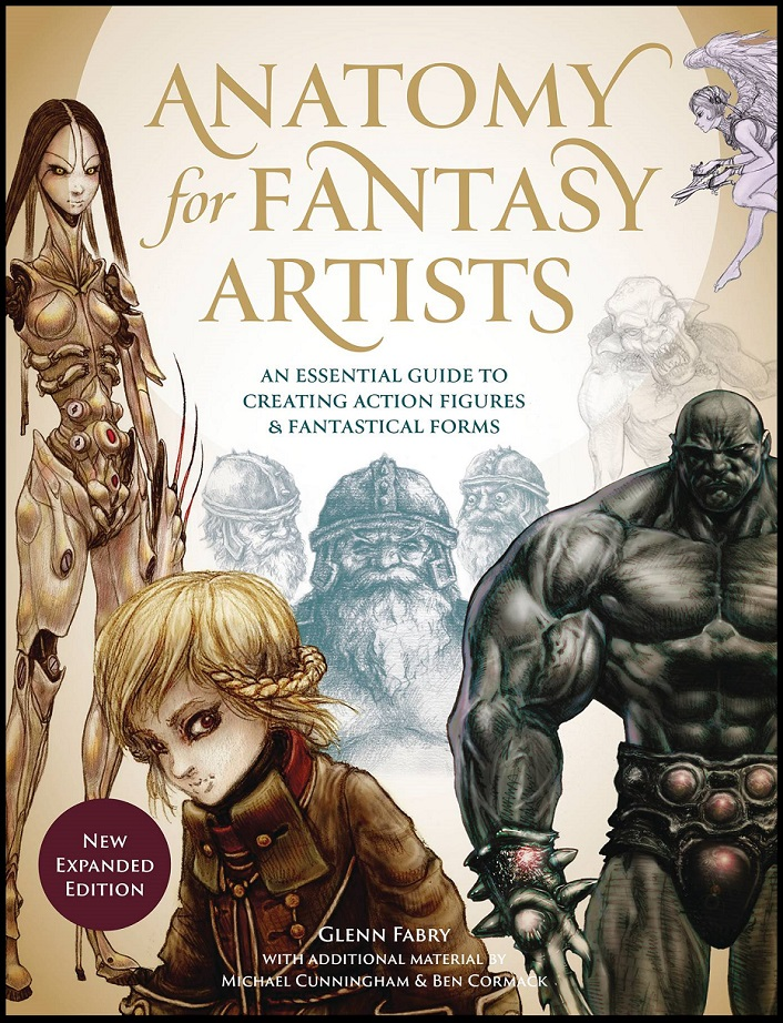 ANATOMY FOR FANTASY ARTISTS ESSENTIAL GUIDE