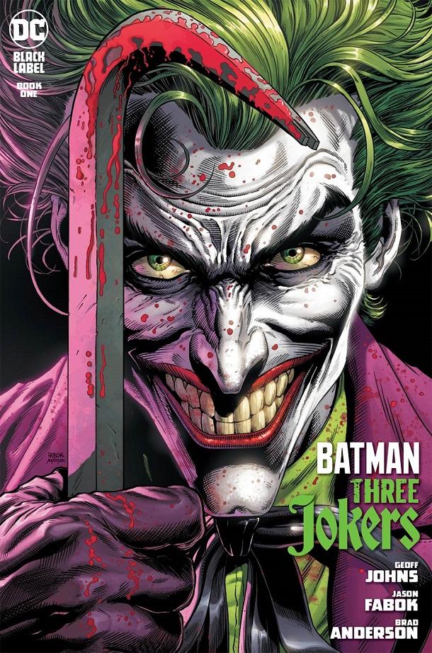 BATMAN – THREE JOKERS #1