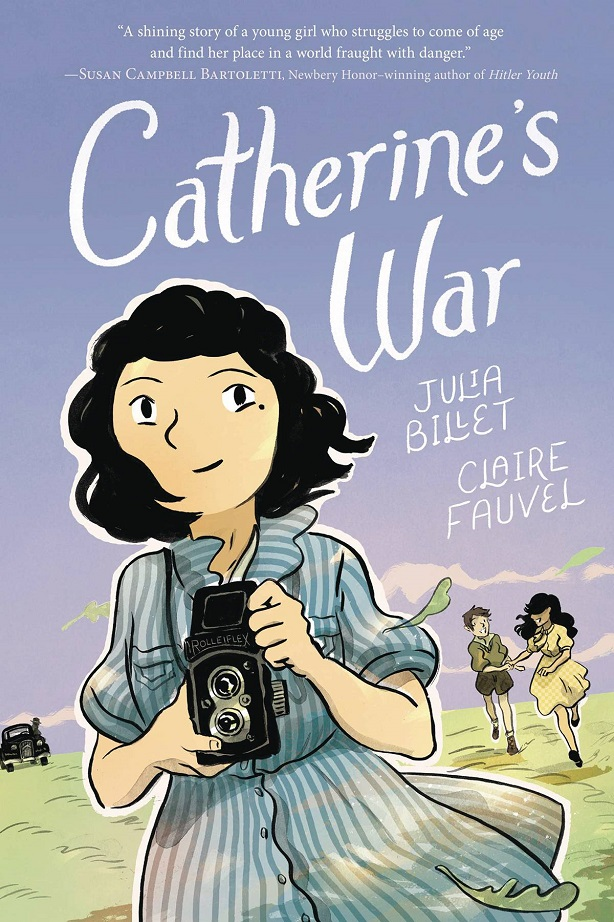 CATHERINE'S WAR GN