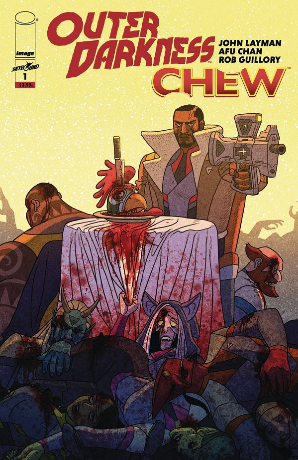 OUTER DARKNESS CHEW #1