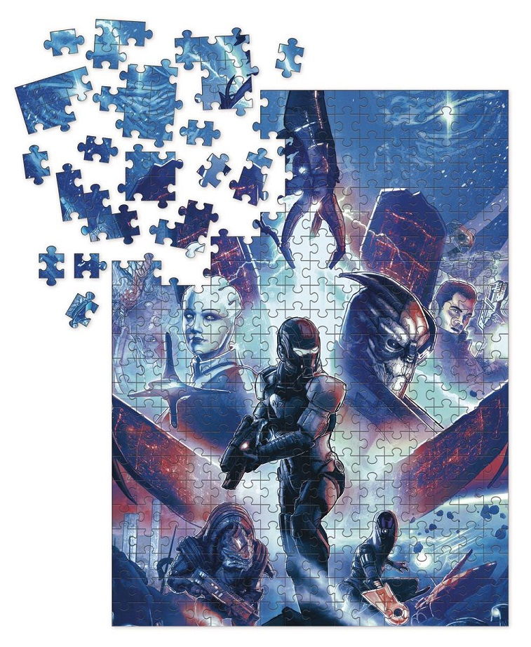 MASS EFFECT – HEROES PUZZLE