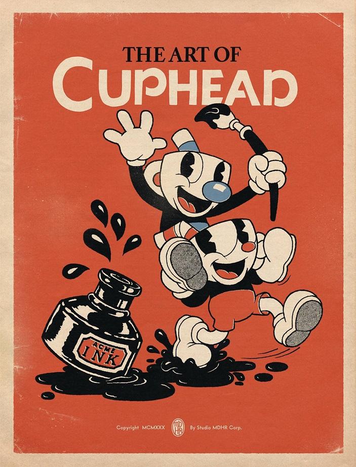 ART OF CUPHEAD HC