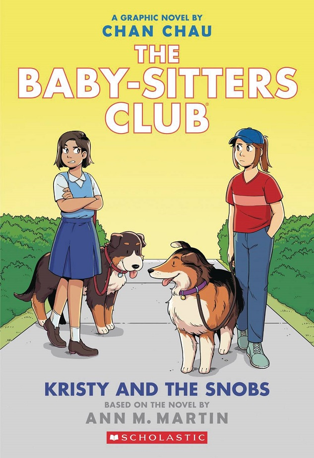 BABY SITTERS CLUB COLOR ED GN VOL 10 – KRISTY AND SNOBS