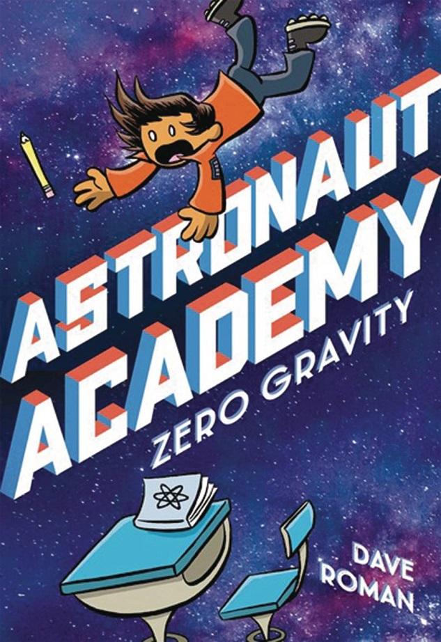 ASTRONAUT ACADEMY GN VOL 01 – ZERO GRAVITY