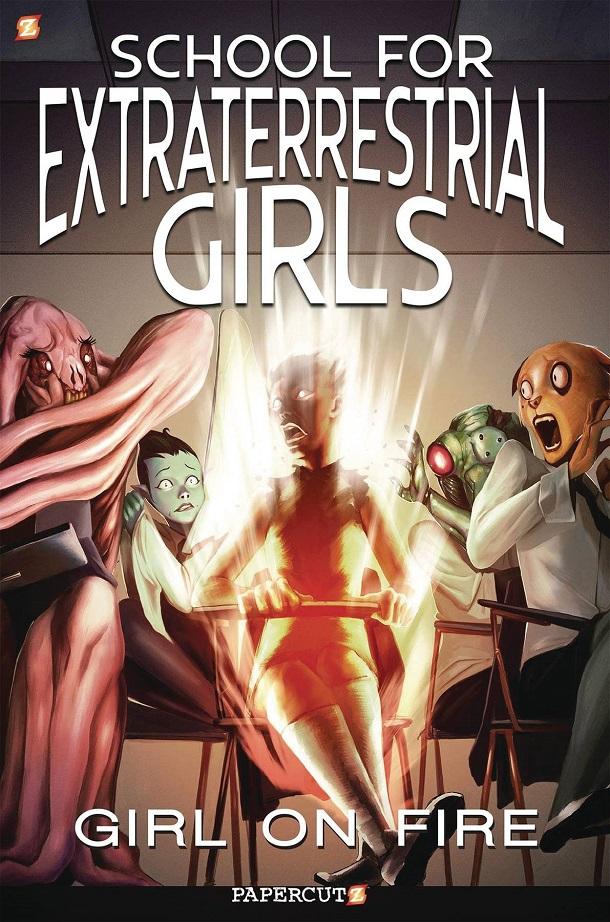 SCHOOL FOR EXRATERRESTRIAL GIRLS GN VOL 01