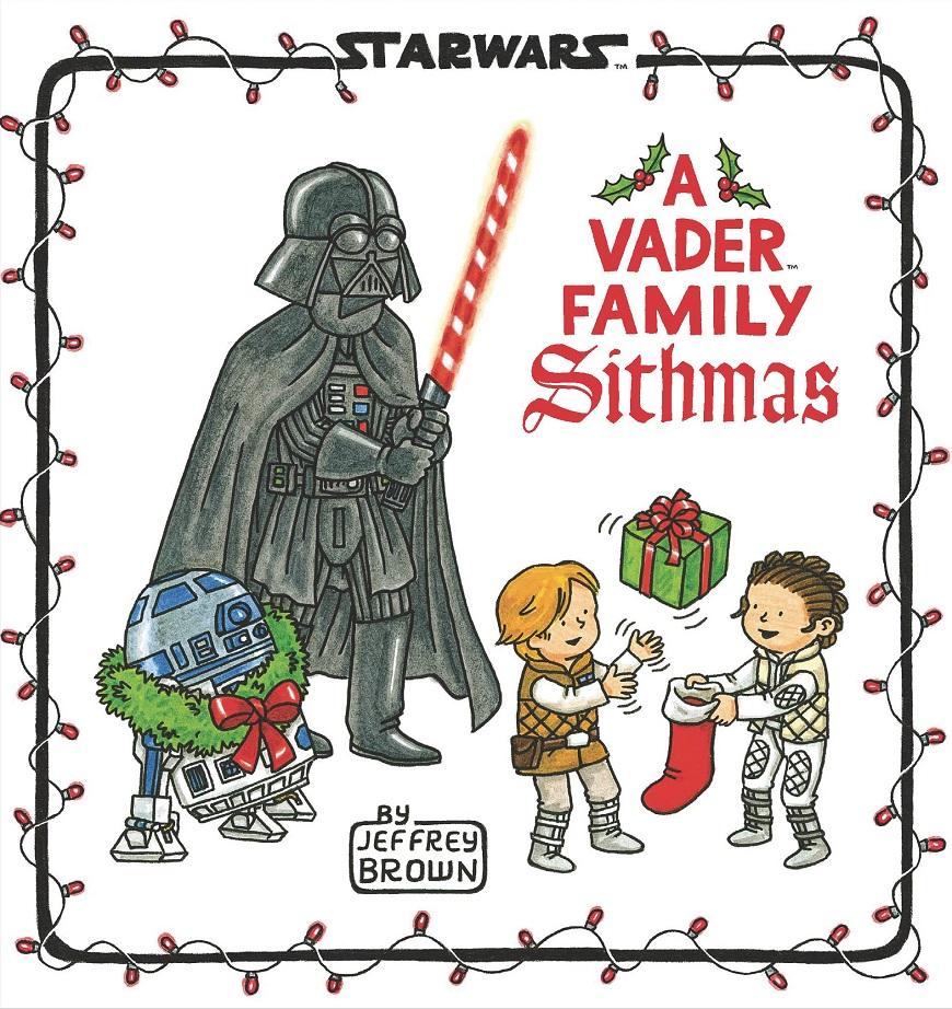 STAR WARS VADER – FAMILY SITHMAS HC