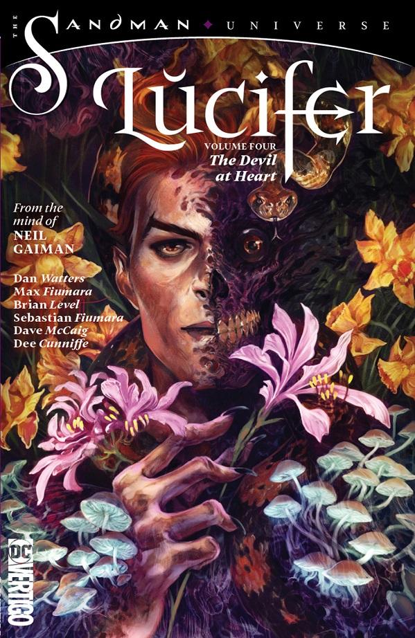 LUCIFER VOL 04 – THE DEVIL AT HEART TP