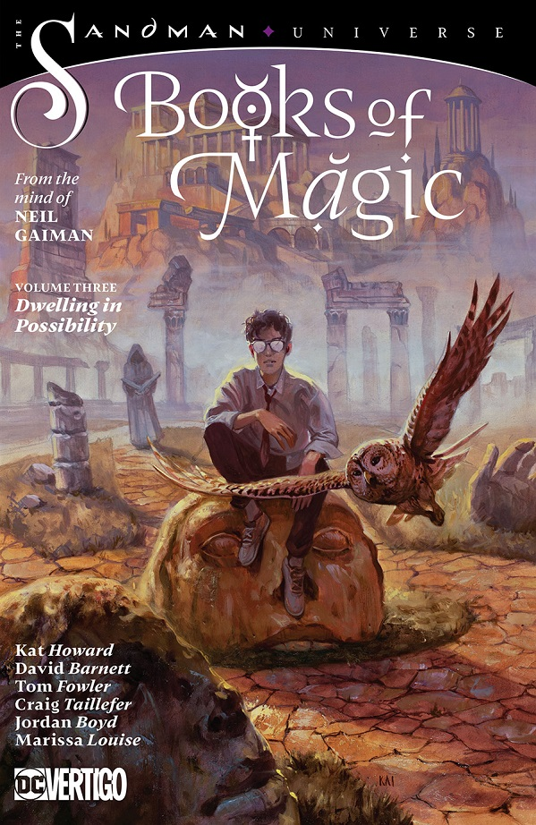 BOOKS OF MAGIC VOL 3 – DWELLING IN POSSIBILITY TP