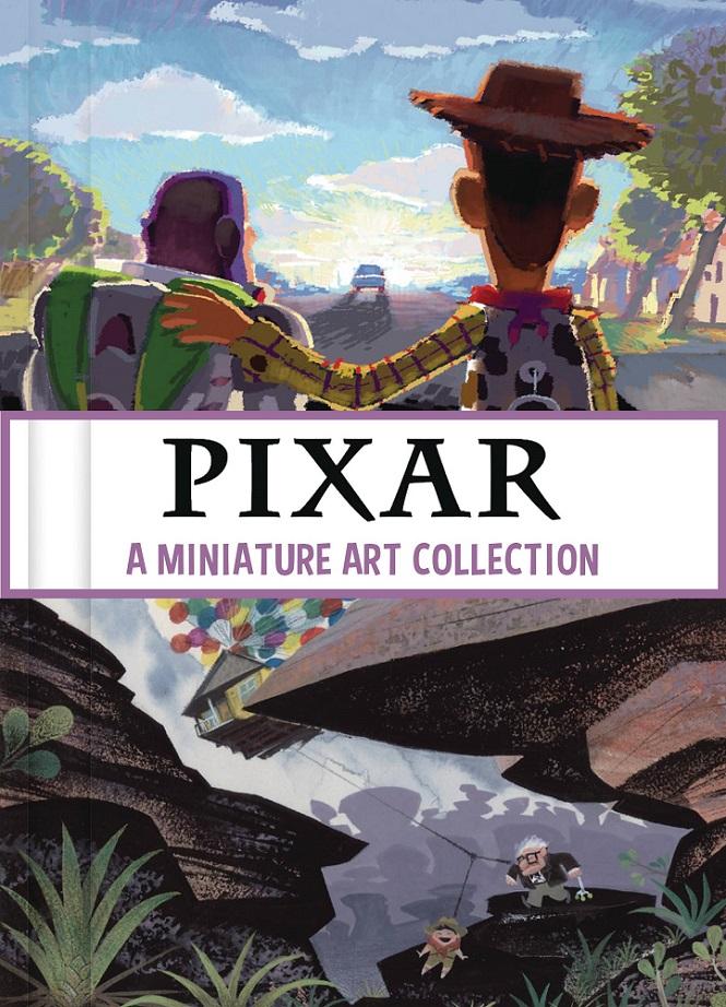 PIXAR MINIATURE ART COLLECTION HC