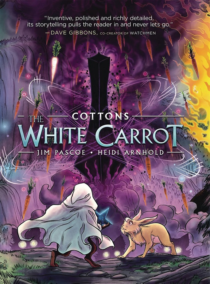 COTTONS HC GN VOL 02 – WHITE CARROT