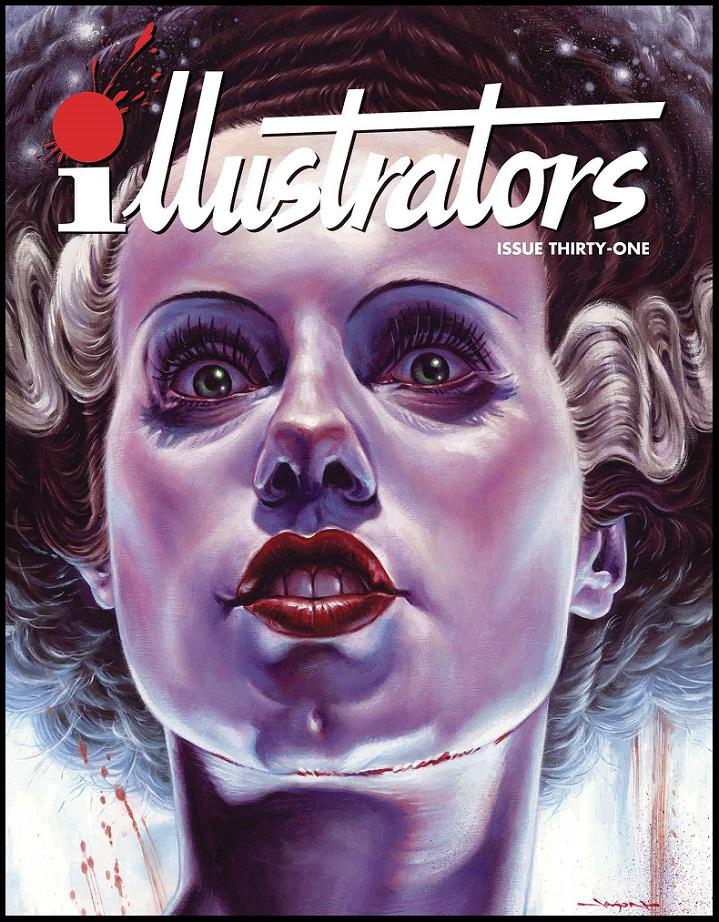 ILLUSTRATORS MAGAZINE #31