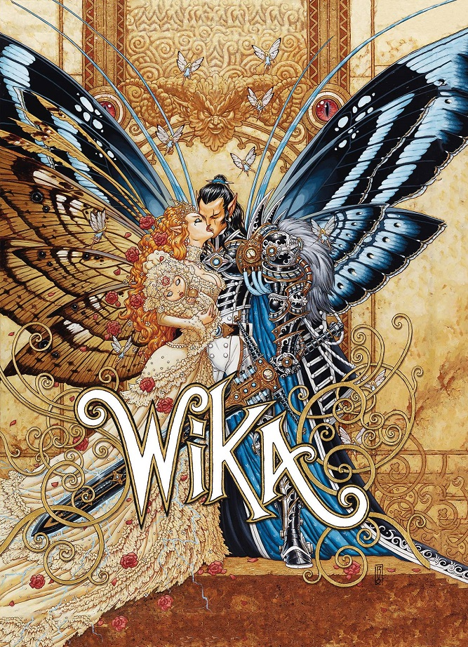 WIKA – ILLUSTRATED NOVEL HC