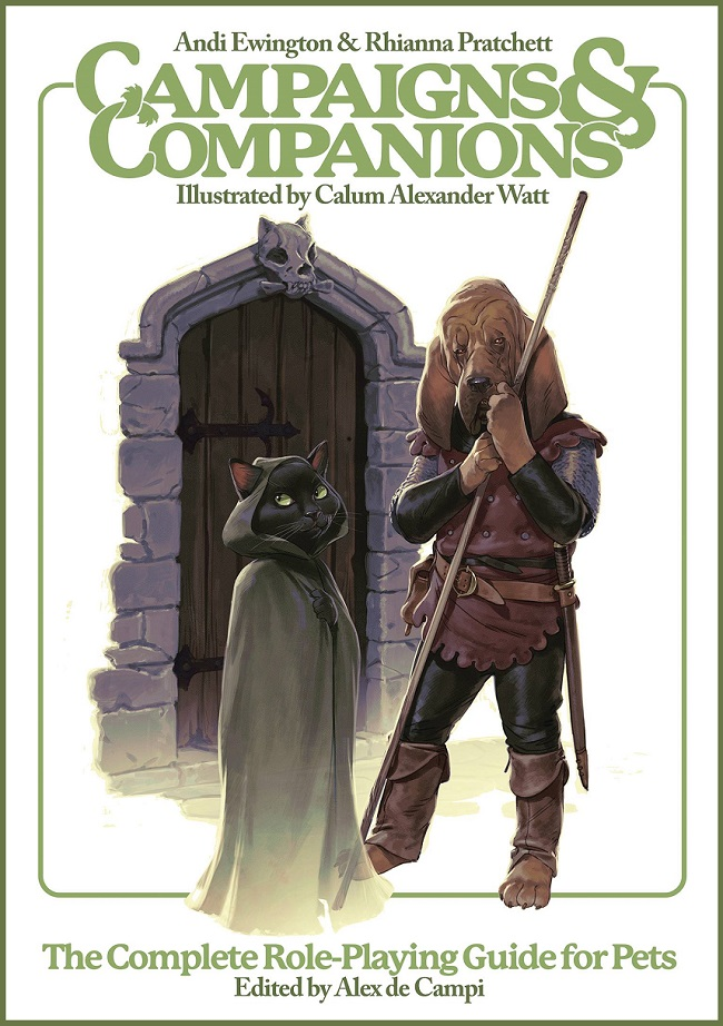 CAMPAIGNS & COMPANIONS – COMPELETE ROLE PLAYING FOR PETS TP