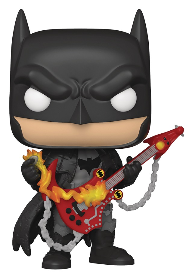 POP DC HEROES – DEATH METAL – BATMAN W/GUITAR PX