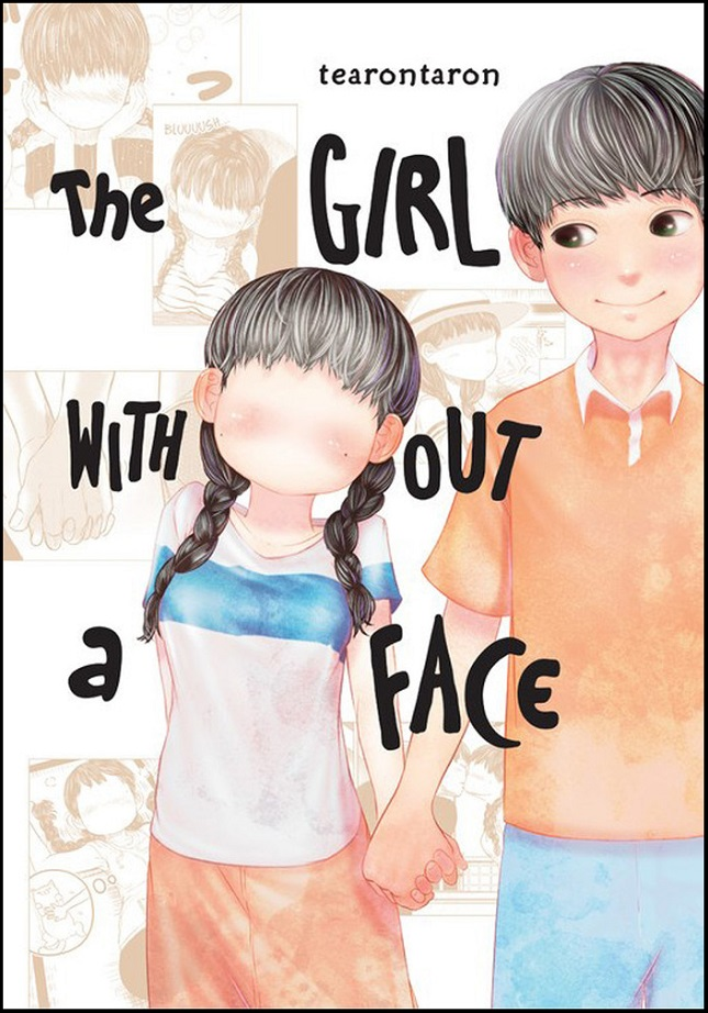 GIRL WITHOUT A FACE GN VOL 01