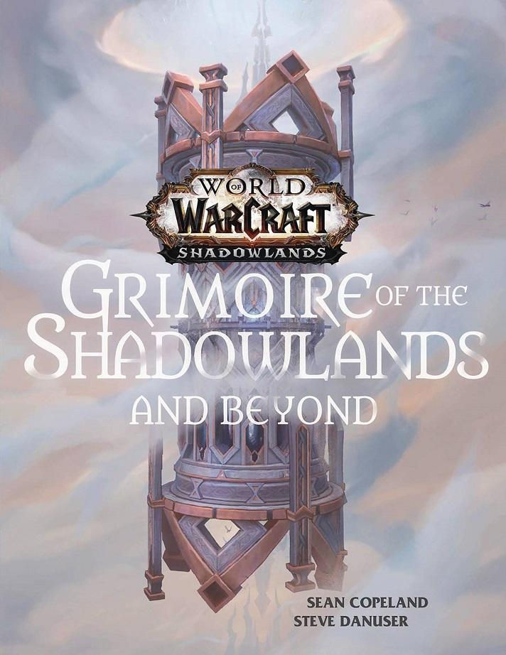 WORLD OF WARCRAFT – GRIMOIRE OF SHADOWLANDS & BEYOND HC