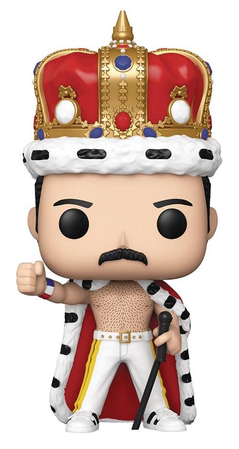 POP ROCKS – FREDDIE MERCURY KING VIN FIG