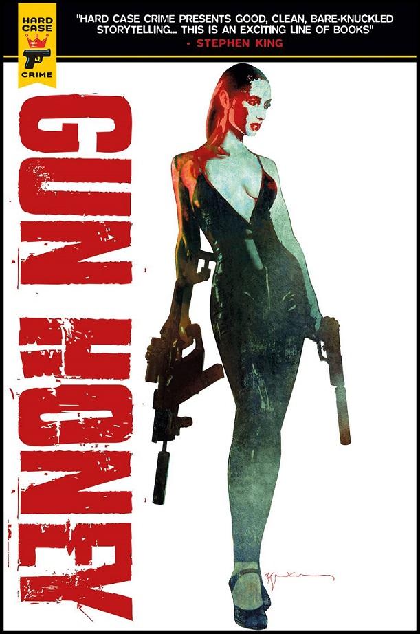 GUN HONEY #1 (OF 4) CVR A SIENKIEWICZ