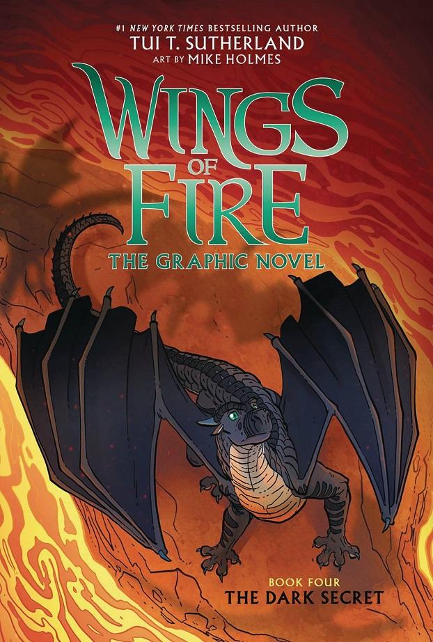 WINGS OF FIRE SC GN VOL 04 – DARK SECRET