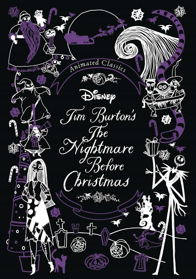 DISNEY ANIMATED CLASSICS – NIGHTMARE BEFORE CHRISTMAS HC