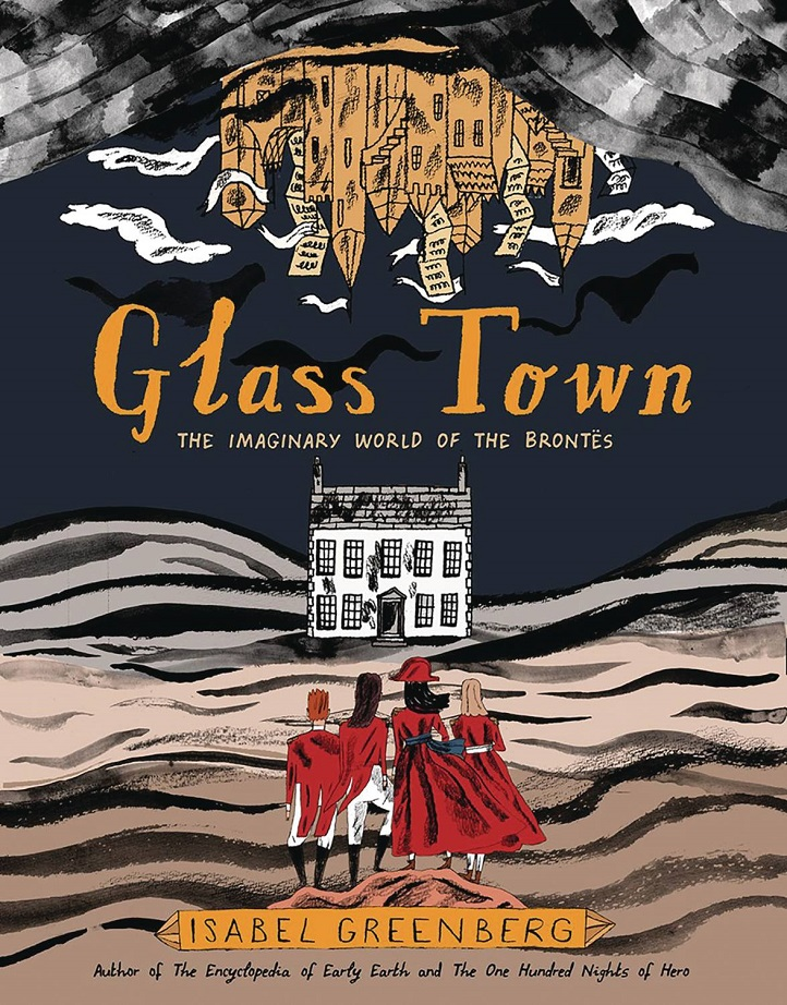 GLASS TOWN – IMAGINARY WORLD OF BRONTES GN