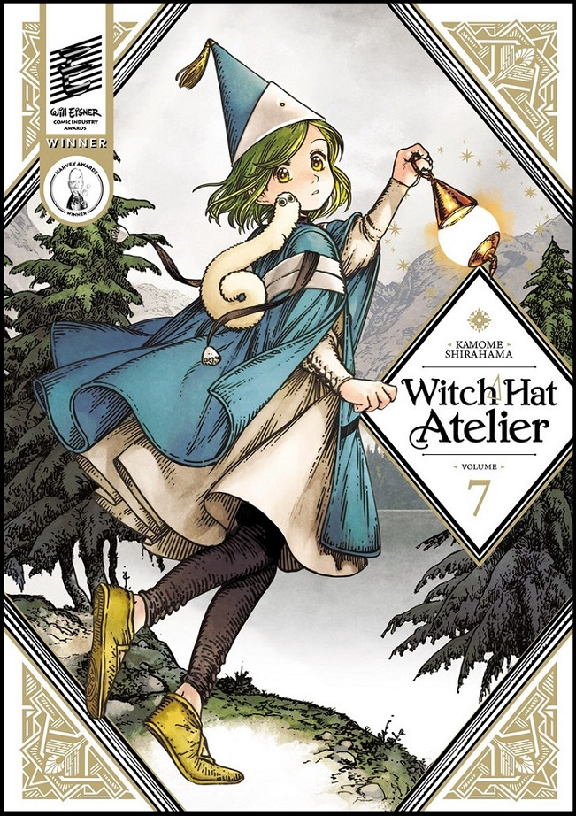 WITCH HAT ATELIER GN VOL 07