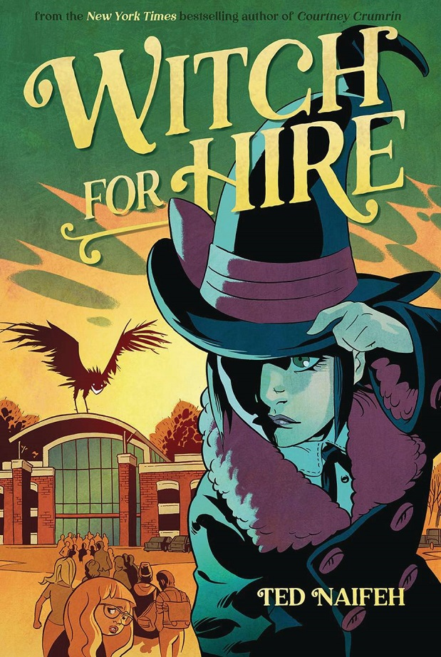 WITCH FOR HIRE GN